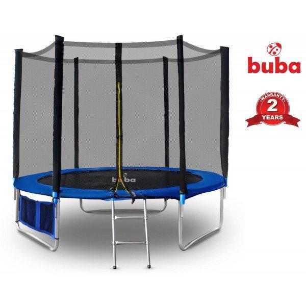 Детски батут 10FT (305 см) с мрежа и стълба